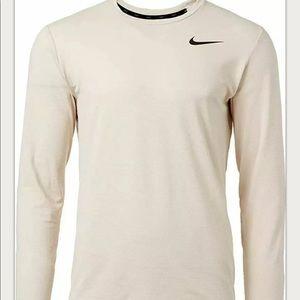 Nike Mens Dri-Fit L/S Training Top  XXL AT1120